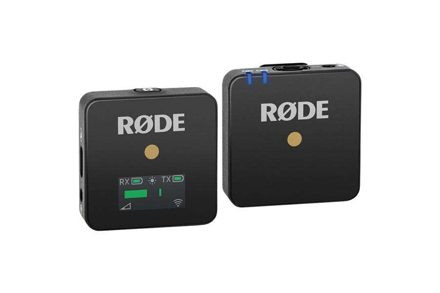 Rode Wireless GO Digital Wireless Mic-Receiver