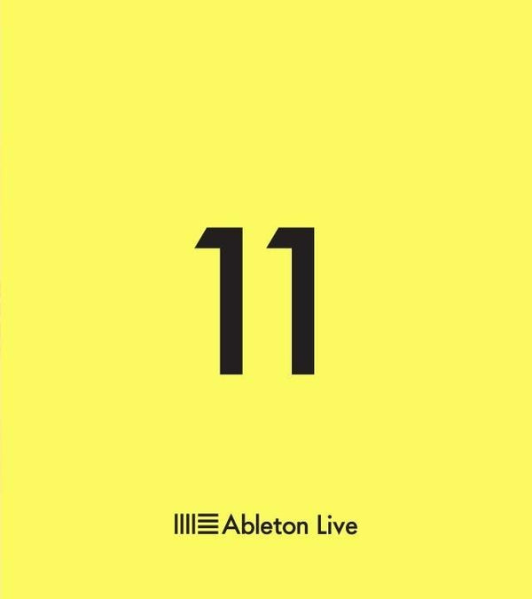 Software - Ableton Live 11 Standard Edition - Instance Upgrade