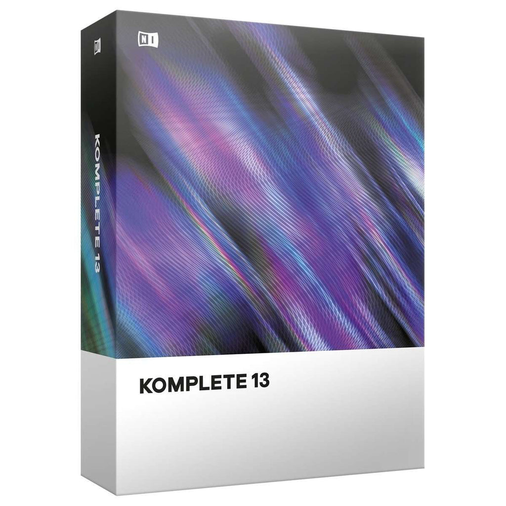 Software - Native Instruments Komplete 13 - Single User EDU