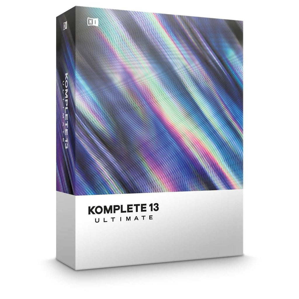Software - Native Instruments Komplete 13 Ultimate - EDU 5 Pack