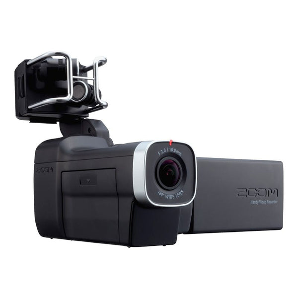 Video Recorder - Zoom Q8 Handy Video Recorder
