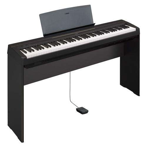 Yamaha P-45 & L-85 Stand Bundle - Black