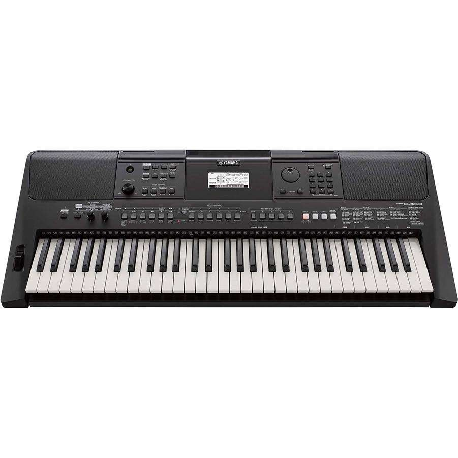 Yamaha PSR-E463 Portable Keyboard - Incl PSU
