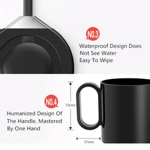 2 in 1 mug warmer & wireless charger - OTOUCH
