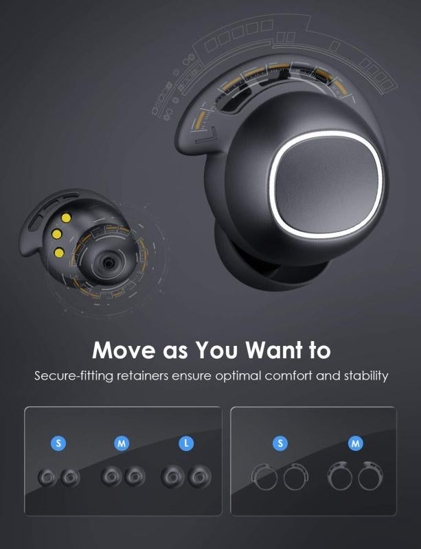 OTUA TWS Wireless Earbuds Earphone