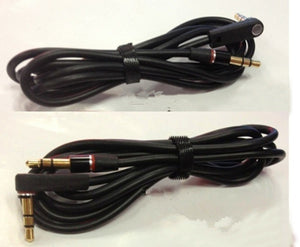 2pack 3.5mm Jack to Jack Stereo Audio Cable - OTOUCH
