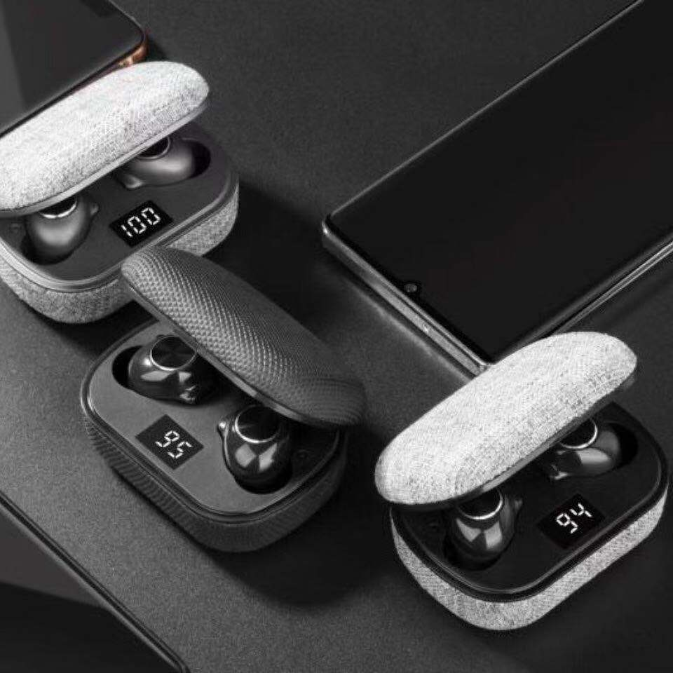 TWS Wireless Bluetooth5.0 Earphones