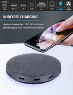 wireless chargeing HUB