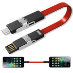 4 in 1 Charge Cable Data Cable - OTOUCH