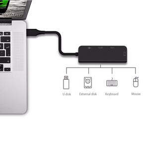 USB C HUB Type C to 4K HDMI - OTOUCH