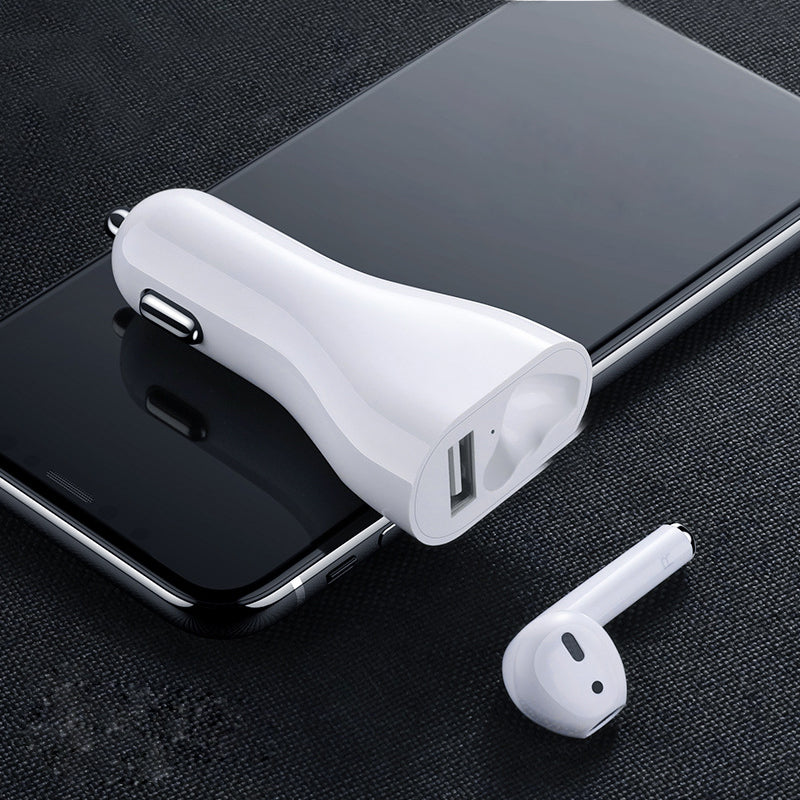 wireless earbuds car charger 2 in 1 - OTOUCH