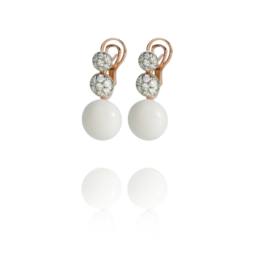 Chantecler Bon Bon Short Earring