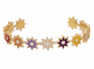 Star Yellow Bracelet