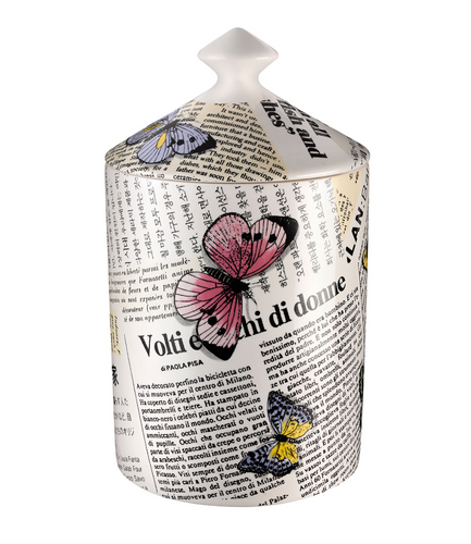 Fornasetti Scented Ultime Notizie Candle
