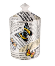 Load image into Gallery viewer, Fornasetti Scented Ultime Notizie Candle