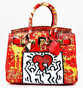 Custom Pop Art Bag