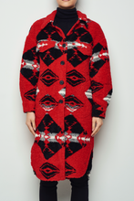 Load image into Gallery viewer, Ethnic Long Overshirt Coat