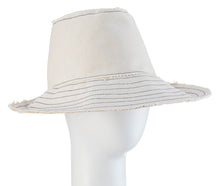 Load image into Gallery viewer, Dune Navy Fedora Hat