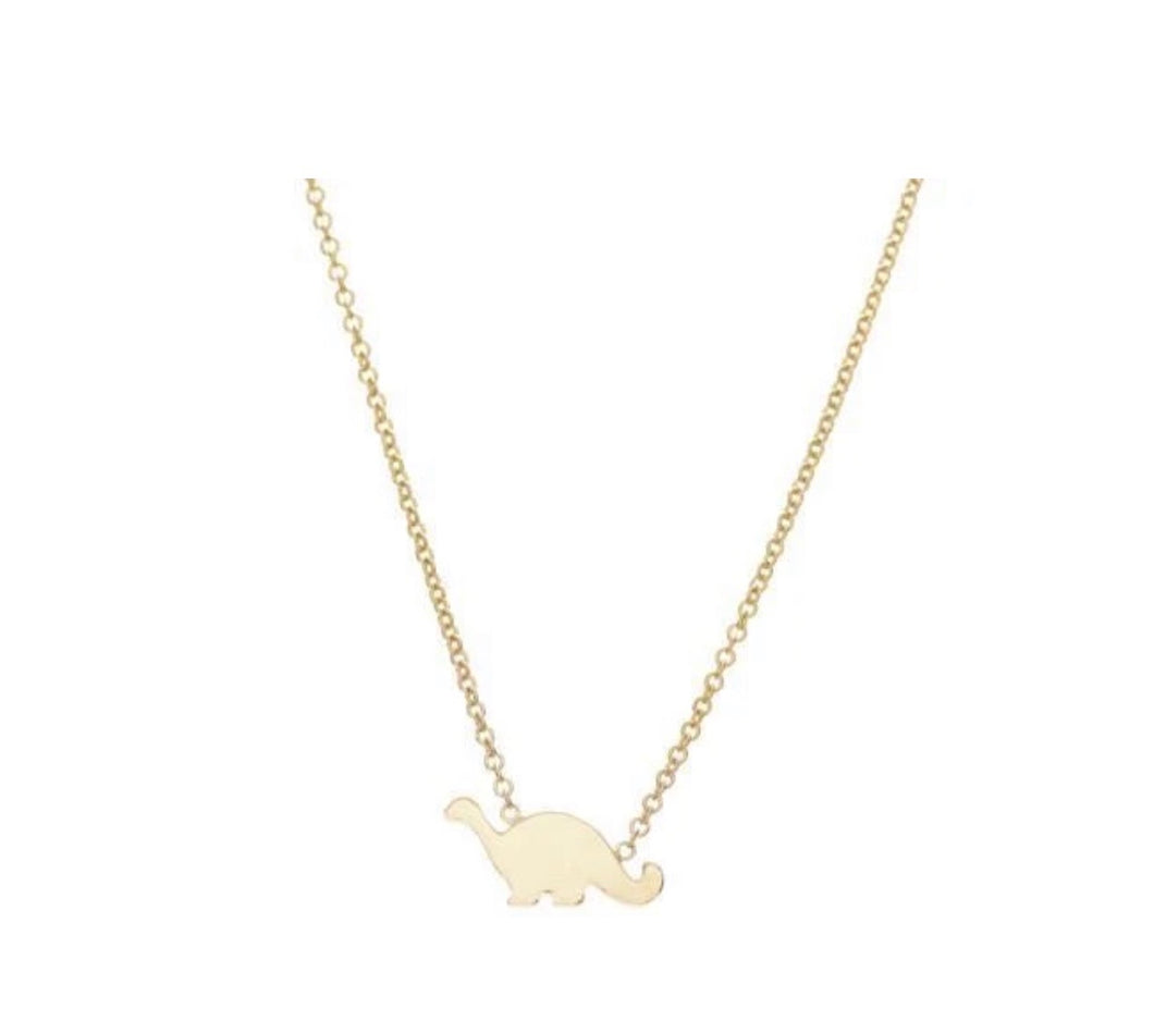 The Menagerie :: Brachiosaurus Necklace