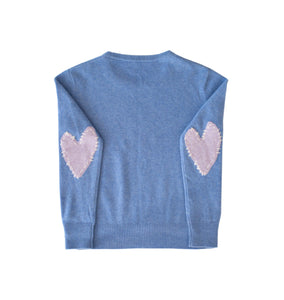 Patchwork Love Cashmere Sweater