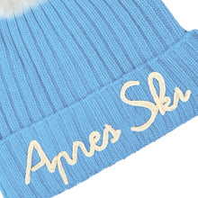 Load image into Gallery viewer, Cashmere Blended Apres Ski Hat