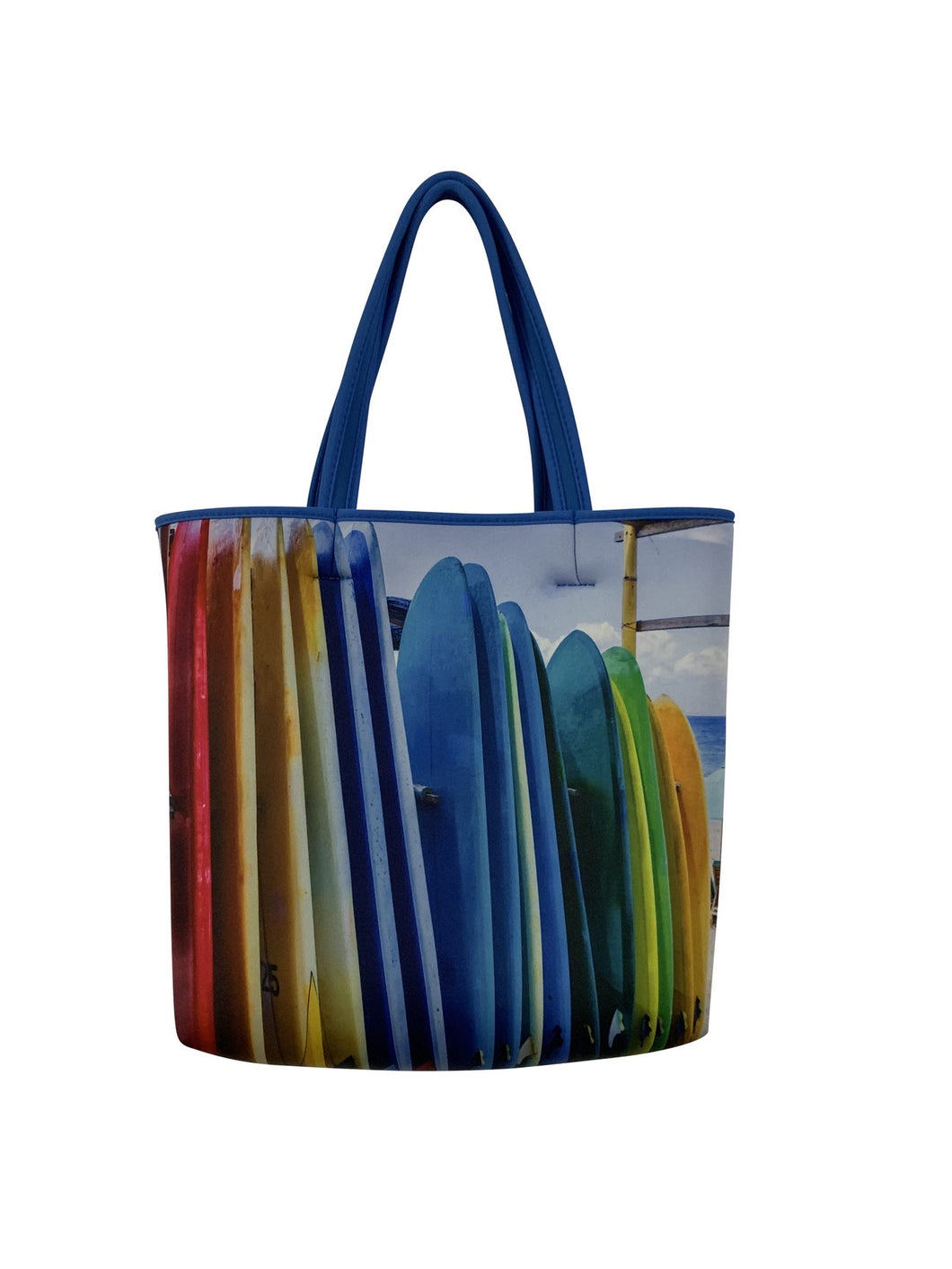 Double Sided Neoprene Tote