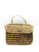 Load image into Gallery viewer, Mini Katherine Tess Two-Tone Bag