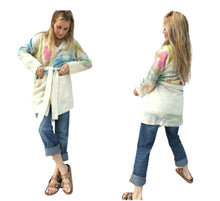 Load image into Gallery viewer, Permanent Vacation Cashmere Long Cardi