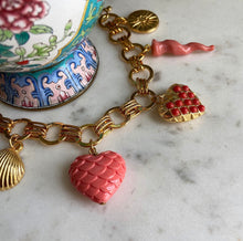 Load image into Gallery viewer, Charm Chain Bracelet
