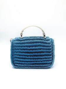 Mini Katherine Tess Lurex Bag
