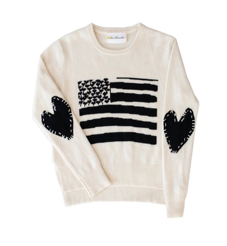 Love Has No Color Flag Sweater