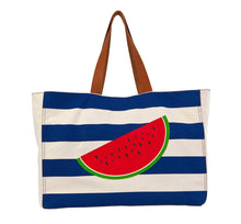 Load image into Gallery viewer, Watermelon Beach Bag