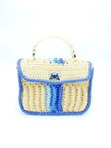 Mini Katherine Tess Stripe Bag