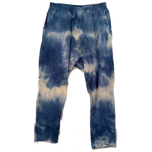 Cotton Tie Dye Pants