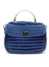 Load image into Gallery viewer, Mini Katherine Tess Lurex Bag
