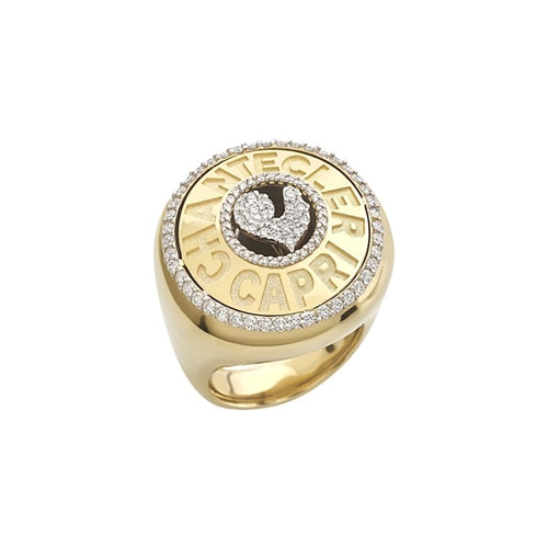 Chantecler Logo Ring