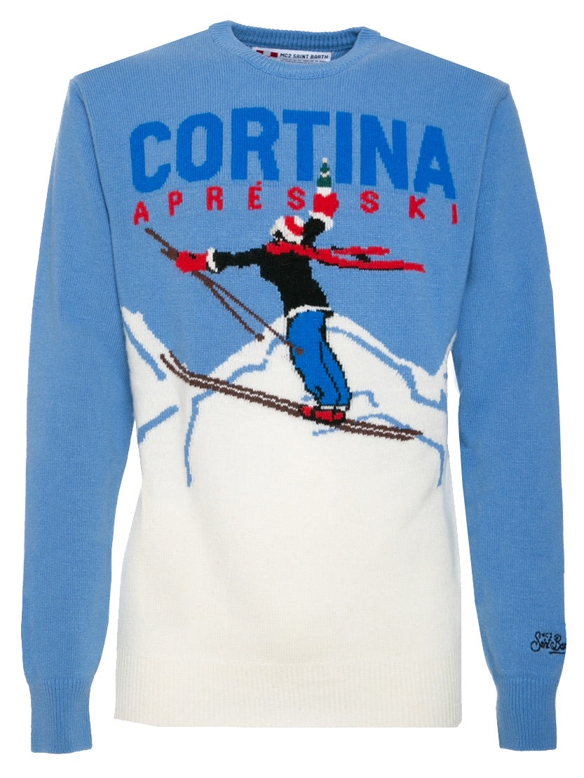 Cortina Postcard Sweater