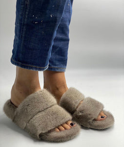 Mink Furry Slide