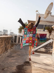 Patchwork Square Duster