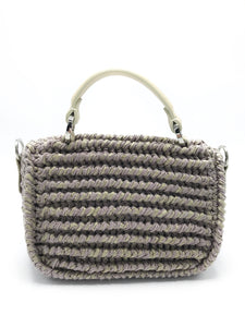 Mini Katherine Tess Two-Tone Bag