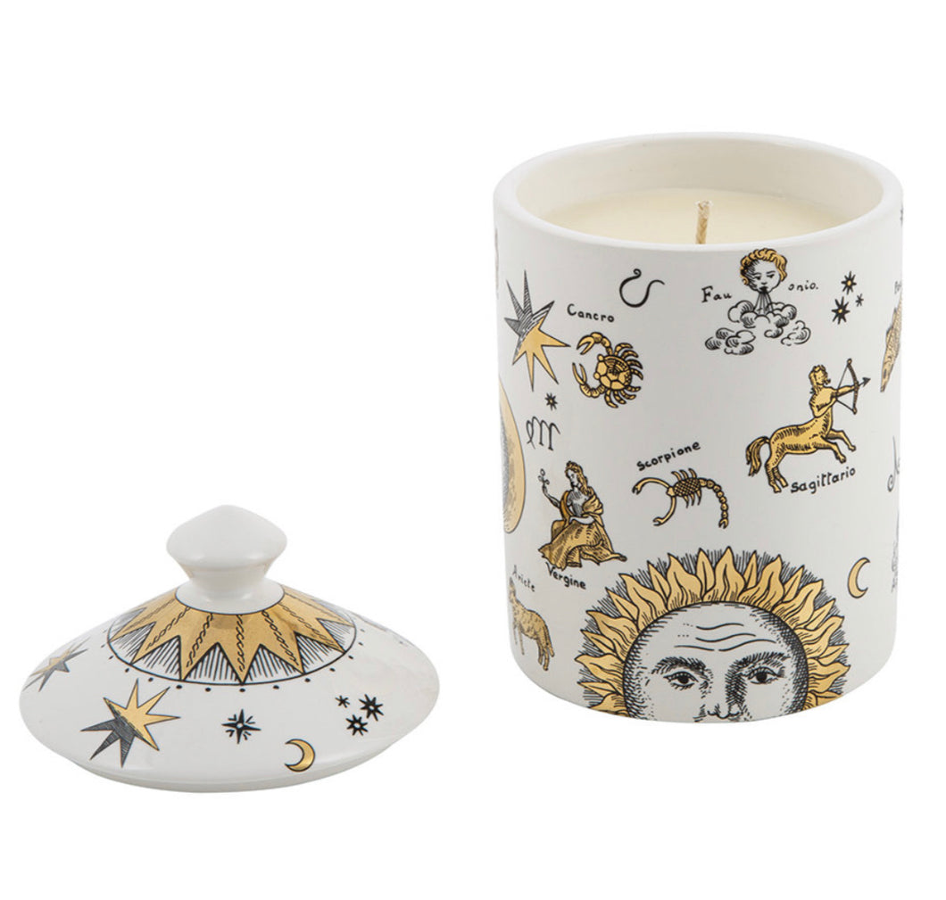 Fornasetti Scented Astronomici Candle