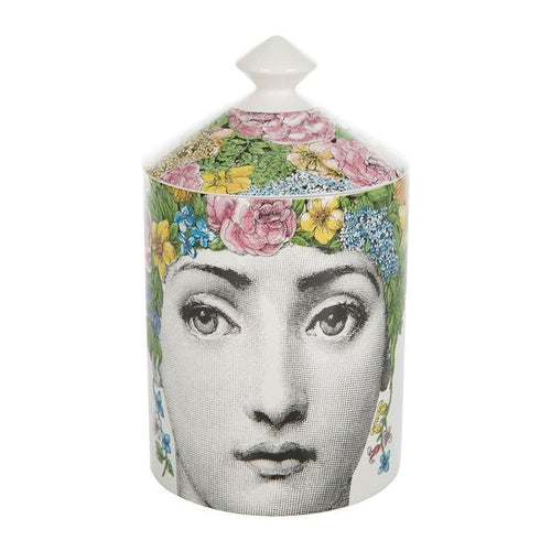 Fornasetti Scented Flora Candle