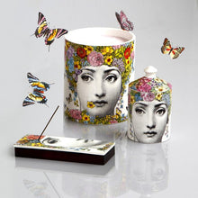Load image into Gallery viewer, Fornasetti Scented Flora Candle