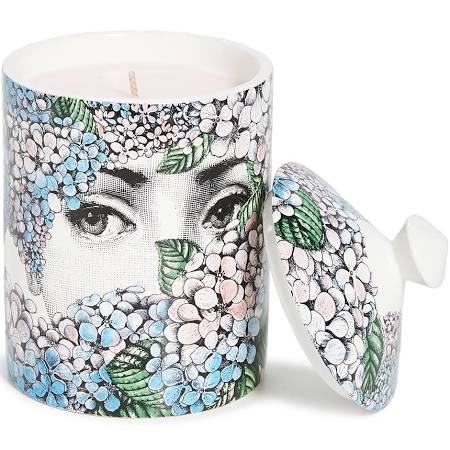 Fornasetti Scented Ortensia Candle