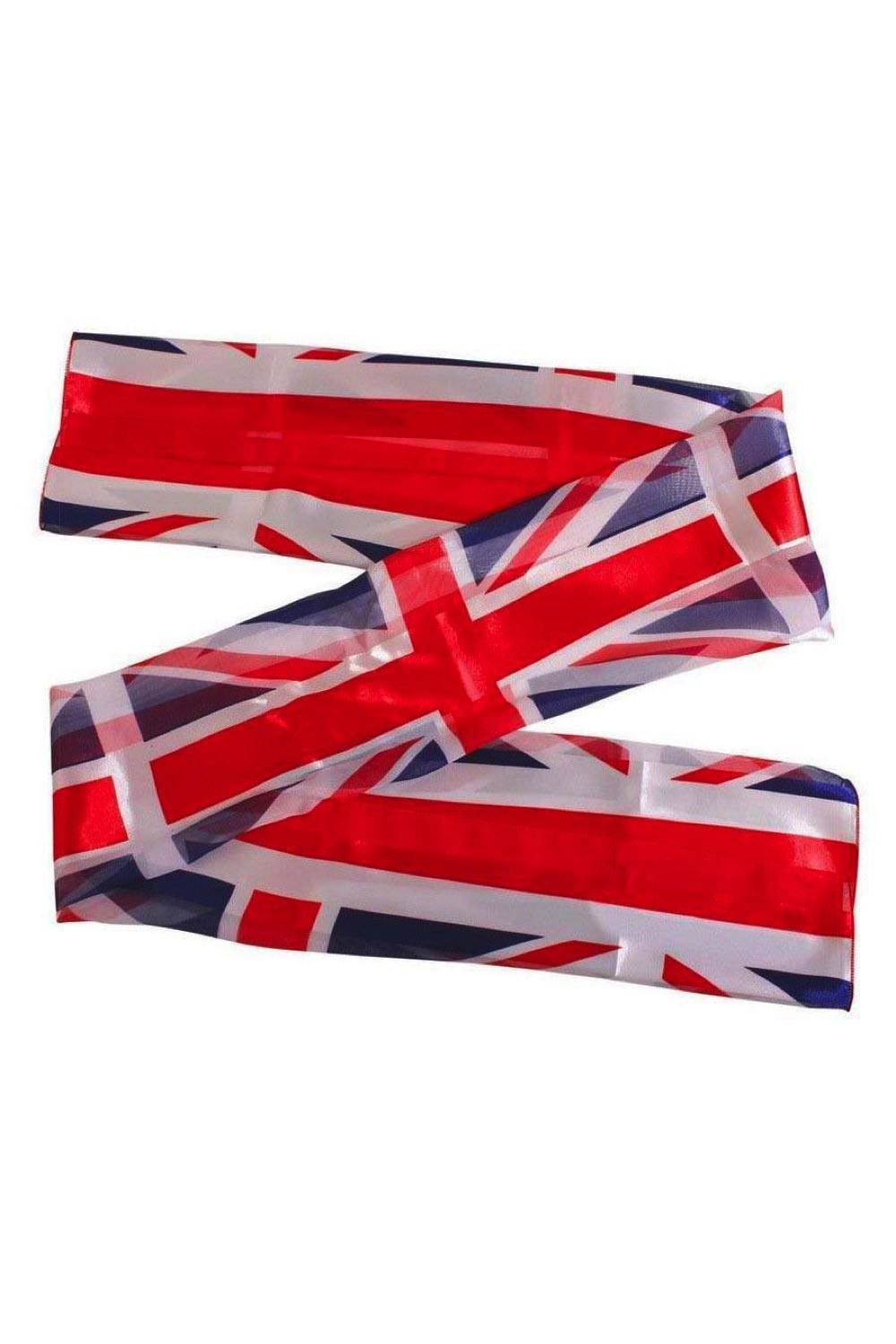 Union Jack Scarf FRONT