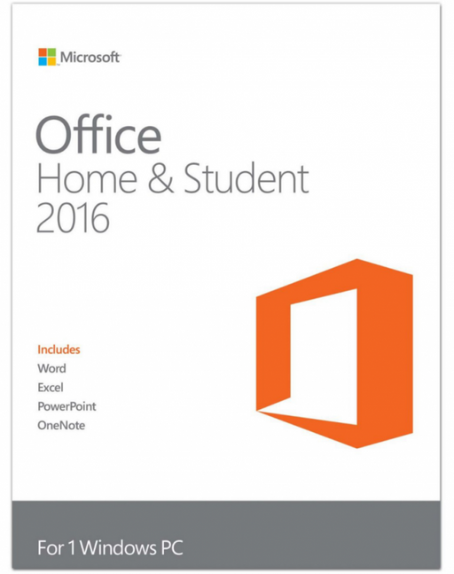 Add an ADDITIONAL Copy of Office Home & Student 2016 (For Windows Only)