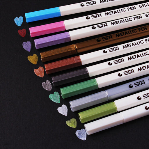 DIY Cute Water Chalk, Watercolor Gel Pen For Black Board, Marker Pen For Wedding, Photo Album & Scrapbooking