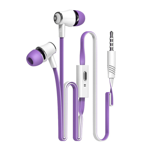3.5mm In-ear Earphones Stereo Headphones headsets Super stereo earbuds for mobile phone MP3 MP4 iPhone xiaomi huawei
