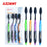 AZDENT Hot 4PCS Double Ultra Soft Toothbrush Bamboo | Charcoal Nano Anti-Bac Toothbrush