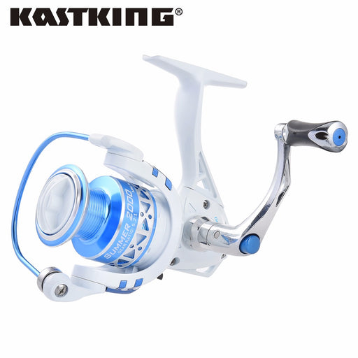 KastKing Summer 2000,3000,4000,5000 Series 10BBs Spinning Fishing Reel  Max Drag 9KG Carp Fishing Spinning Reel